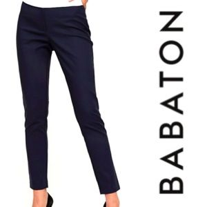 Babaton Elliot Pants in Navy Blue